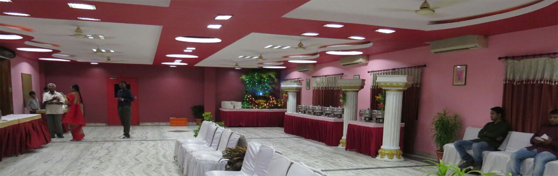 Lotus Banquet Hall-Hotel Pushpak