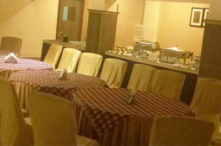 Orchid Banquet Hall-Hotel Pushpak